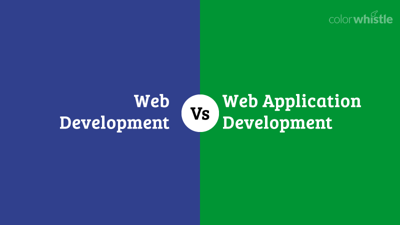 Website Development vs Web Application Development – How They Differ