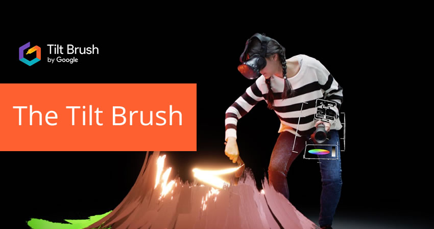 Google's Tilt Brush – A New Way to Create in 3D Spaces