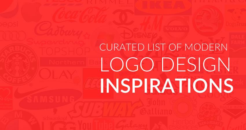 Modern Logo Design Ideas and Inspirations 2018