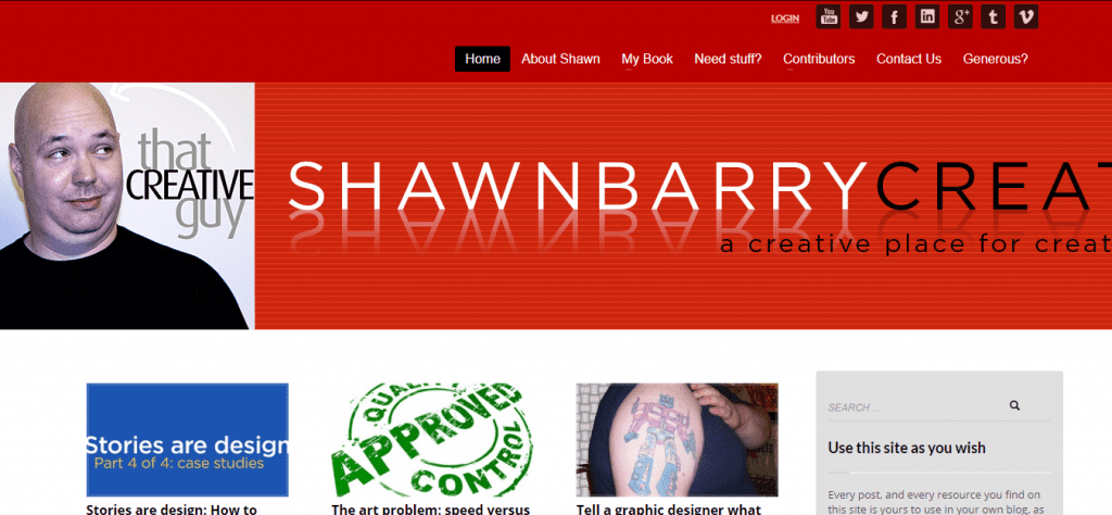Shawn Barry Creative
