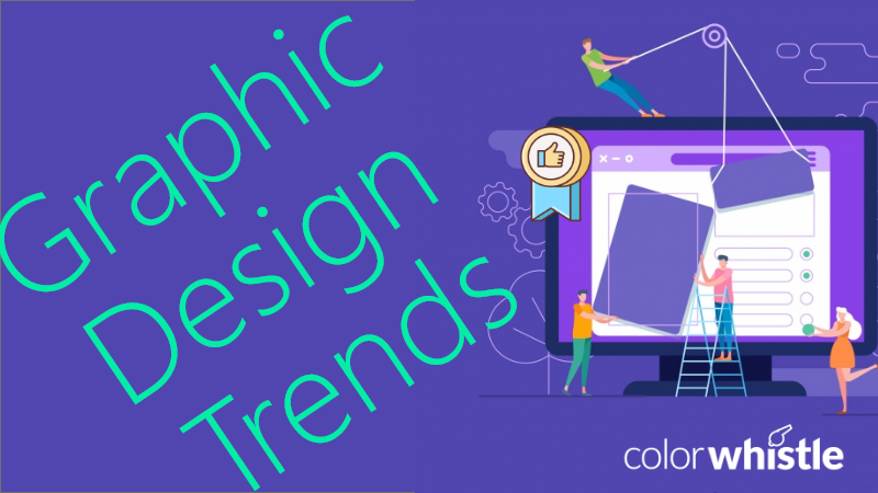 graphic design ideas and trends for 2021 and beyond