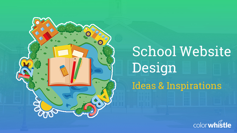 School Website Design Ideas And Inspirations