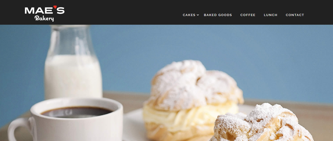 bakery website design ideas 41