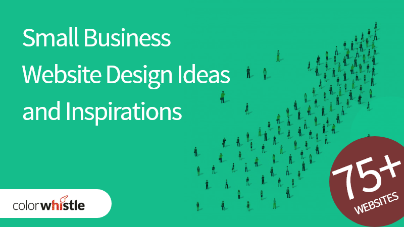 75 Small Business Website Design Ideas and Inspirations